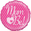 MUM TO BE BALLOON